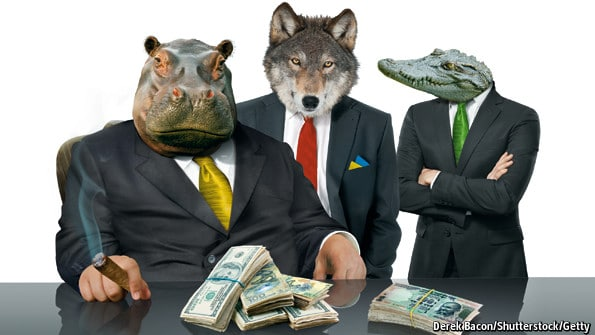 Crony Capitalist